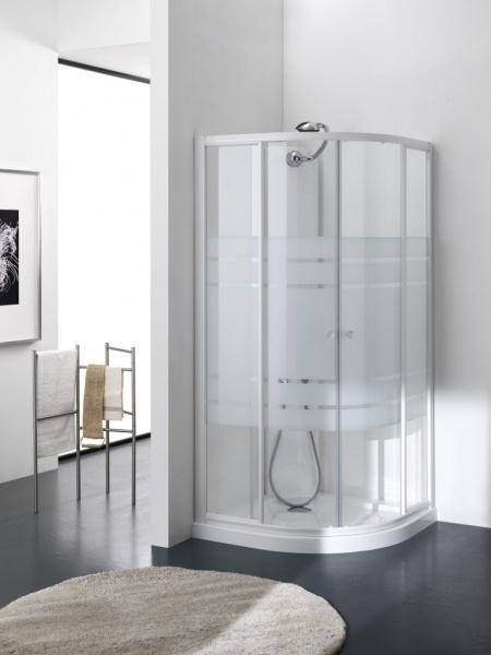 Box doccia solespazio tende da sole infissi e porte - Box doccia chiuso sopra ...